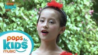 Hoa Điểm 10 - Thảo Vy | Ca Nhạc Thiếu Nhi - POPS Kids Music