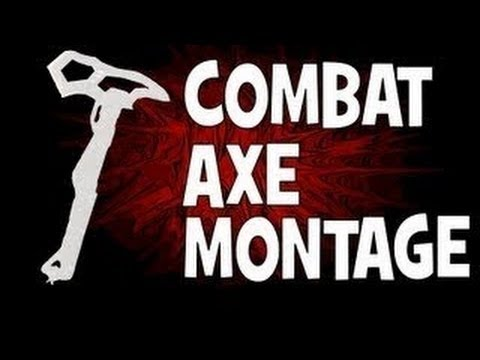 "Black Ops 2 ""MAX Intensity"" - Combat Axe Montage - Combat Knife - Kill Feeds - Amazing [MUST WATCH] - Smashpipe Games"