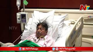 Pervez Musharraf Says Ready To Testify Himself From Hospit..