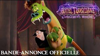 Hôtel transylvanie : changements monstres :  bande-annonce VF