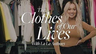 La La Anthony's Closet and her 400 Pairs of Shoes   The Clothes of Our Lives   ELLE