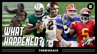 What Happened to EVERY Heisman Winner Since 2000: Tebow, RGIII, Bush & More!