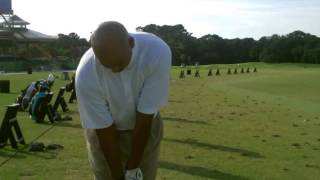 Hitting Long Irons: Key is Grip and Posture!