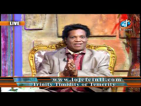 Trinity Timidity or Temerity Dr. Dominick Rajan 09-04-2020