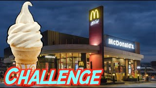 I Eat Ice Cream at 10 McDonalds To See How Many Machines Are Broken