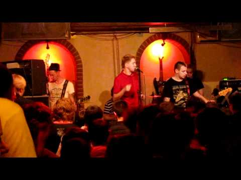 Элизиум - Оптимизм, Не грусти (Самара, подвал 5.12.2010)