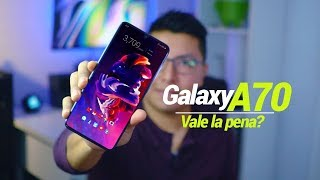 Video Samsung Galaxy A70 i8DiT-dIhhA