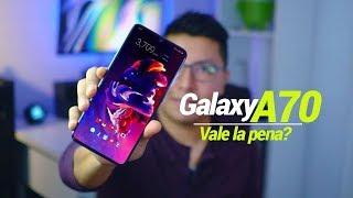 Video Samsung Galaxy A70 128 GB - 8 GB Negro i8DiT-dIhhA