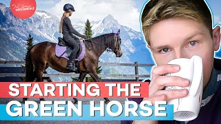 Starting the Green Horse - Dressage Training Tips