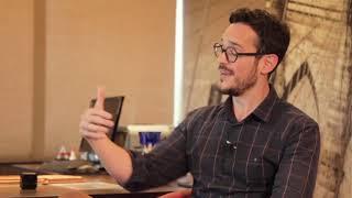 Entrevista com Richard Stad CEO da Aramis