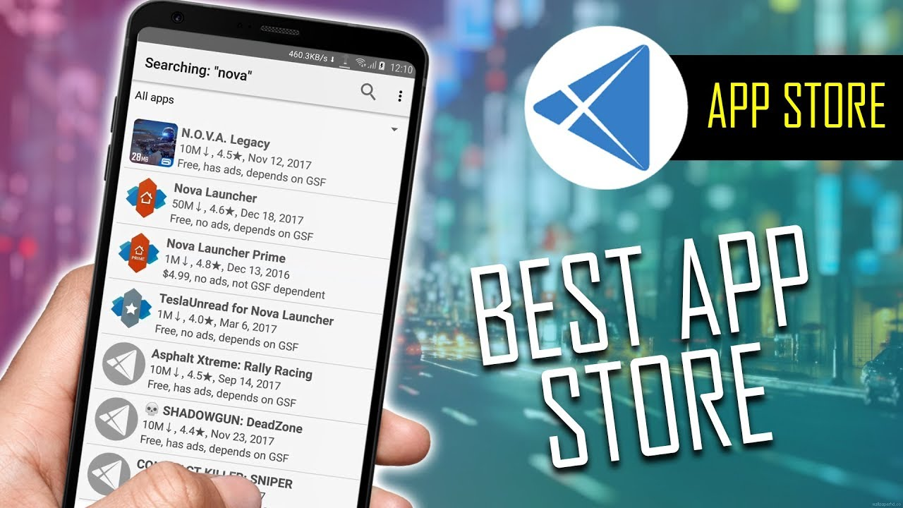 Best Alternative Android App Store
