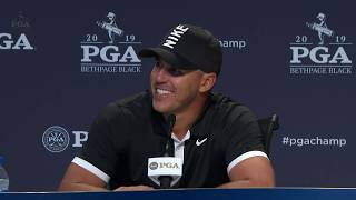 Full Brooks Koepka third round PGA Championship press conference