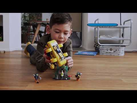 video LEGO City Oceaan Verkenningsduikboot – 60264