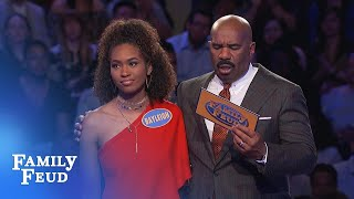 ANOTHER $20,000 for the Dayton family? | Family Feud