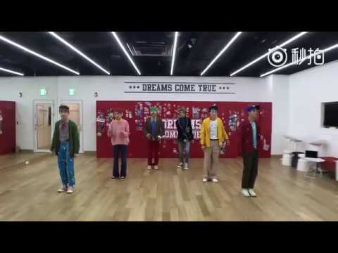 NCT DREAM SHUFFLE DANCE @Weibo Live