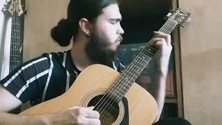 Kokoroko - Abusey Junction (Guitar Jam/ Cover)