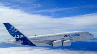 Ohromné lietadlá A380