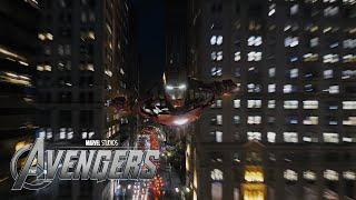The Avengers - Tony and Pepper HD