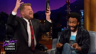 What Are the Words to 'Kiss From a Rose'? w/ Donald Glover