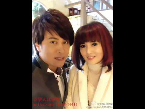 20130311 楊靜【寶島大歌廳】老婆‧伴相思vs江志豐