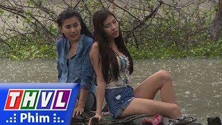 THVL | Tình kỹ nữ - Tập 4[2]: Thư đang tắm ngoài sông thì lên cơn nghiện, cô suýt chết đuối