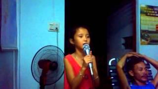 Giọng hát việt nhí 2014 Kiều Khanh - Kiều Giang