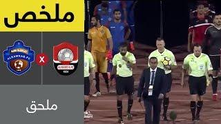 ملخص مباراة الرائد والكوكب - ملحق الدوري السعودي للمحترفين ...