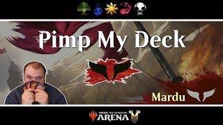 [Magic Arena] Pimp My Deck : Mardu