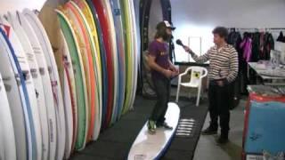 Escoje tu tabla de surf