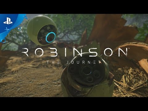Robinson: The Journey Trailer