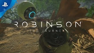 """Robinson: The Journey - """"An Adventure Like No Other"""" Launch Trailer   PS VR"""