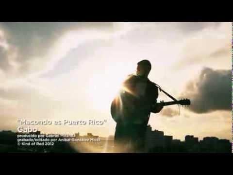 Gabo - Macondo es Puerto Rico