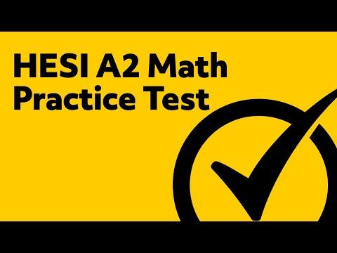 Hesi Practice Test Questions
