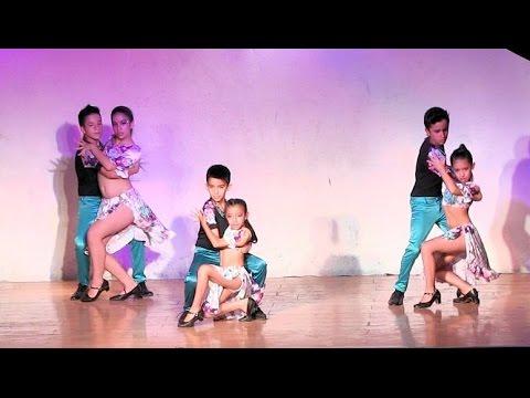 Comadreja Salsa Congress 2014 ~ Con Sabor Latino Kids