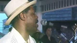 Guitar man (original), SaRon Crenshaw band