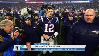 Jim Nantz: Feels Like Tom Brady Is Going to Play Somewhere Else in 2020   The Rich Eisen Show