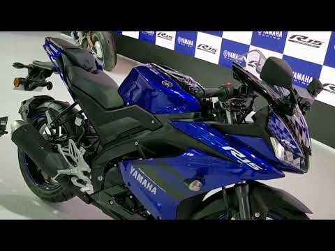 video Yamaha YZF R15 V3