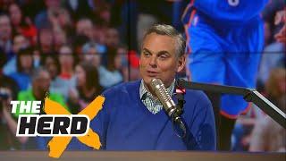 Colin Cowherd: Steve Sarkisian is a far better coach than Lane Kiffin | THE HERD