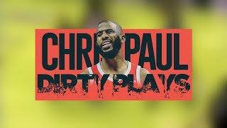 Chris Paul's Dirtiest Plays In The NBA