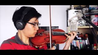 Let it Go (Frozen OST) - Violin Cover