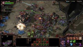 #24 행성 침공 [스타크래프트 2 : 군단의 심장 (StarCraft 2 : Heart Of The Swarm)]