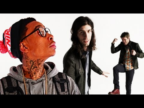 3OH!3 feat. Wiz Khalifa - Double Vision