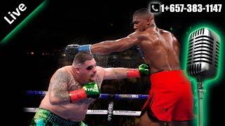 🎙Ruiz vs Joshua: POST FIGHT (☎call in)