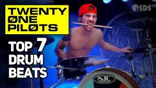 Top 7 Twenty One Pilots Drum Beats Every Drummer Should Know