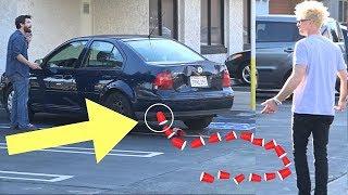 BEST Bad Parking Revenge Pranks (NEVER DO THIS!!!) - FUNNY FEMALE MAGIC COMPILATION PART 3