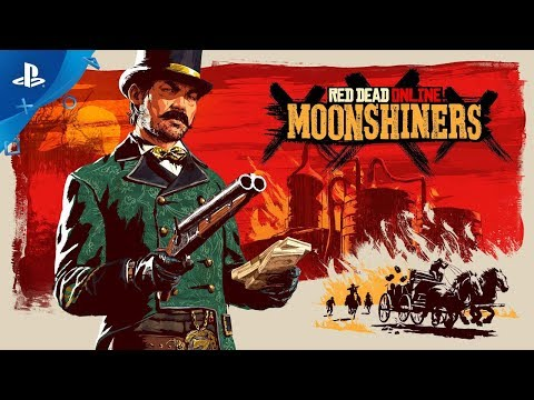 Red Dead Online | Moonshiners