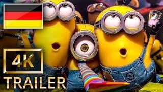 Minions - Offizieller Trailer [4K] [UHD] (Deutsch/German)