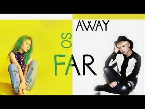 AGUST D (SUGA | MIN YOONGI) – SO FAR AWAY ft. 수란 (SURAN) [Color coded Han|Rom|Eng lyrics]
