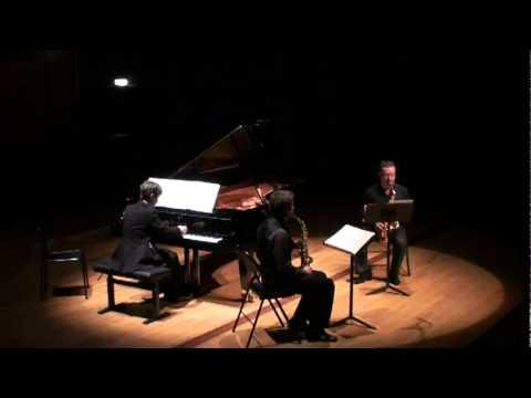 Jean-Yves & Marylise Fourmeau  et  Nicolas Prost  play Nagao  paganini lost