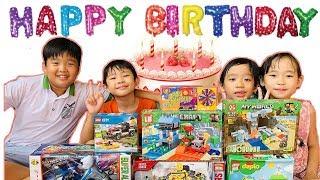 Stin Dâu Và Chị Cọp Đi Sinh Nhật (^_^) Happy Birth Day